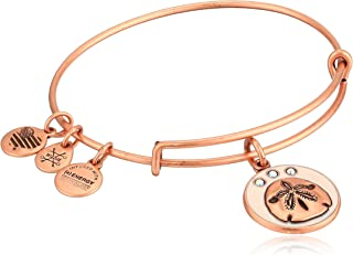 Alex and Ani Women's Color Infusion Sand Dollar IV Bangle