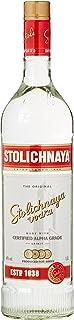 Stolichnaya Russischer Premium Vodka 1 x 1 l