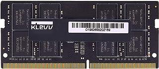 エッセンコアクレブ KLEVV ノートPC用 メモリ PC4-25600 DDR4 3200 8GB x 1枚 260pin SK hynix製 メモリチップ採用 永久保証 KD48GS88C-32N220A