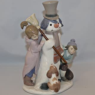 Lladro - The Snow Man , 5713