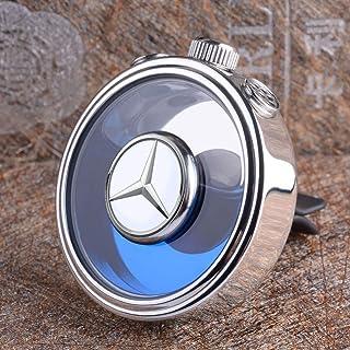 J.MOSUYA Auto Logo Duft Lufterfrischer Luftauslass Duftspender Auto Parfüm Klimaanlage Clip mit Geschenkbox