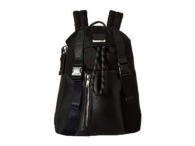 Tumi Alpha Bravo Douglas Backpack (Black) Backpack Bags