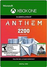 Anthem: 2200 Shards Pack - Xbox One [Digital Code]