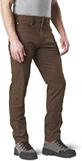 Tactical Men's Defender-Flex Slim Pants, Twill Poly-Cotton, Outdoor Casual Bottom, Style 74464