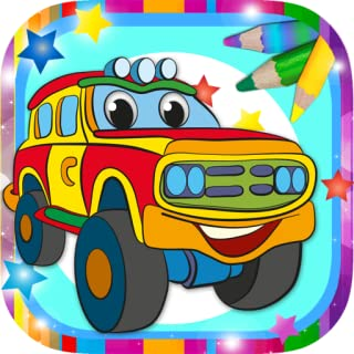 Paint Magic cars - coloring cars and vehicles