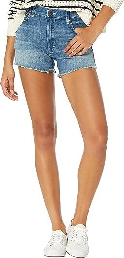 Retro High-Rise Shorts