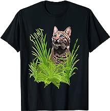 Flint the Curious Bobcat T-Shirt