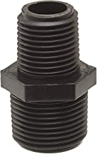 Orbit 5 Pack Sprinkler Riser Adapter - Converts 1/2 Inch Pipe to 3/4 Inch