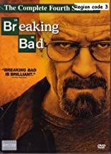 Breaking Bad: The Complete Fourth Season (DVD Box Set 4 Disc)