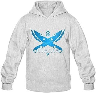 Men's Destiny Hunter Bladedancer Logo Pullover Hoodie Sweatshirt