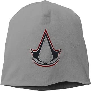 LETgogo Assassins Creed Adjustable Winter Knit Cap Beanie Cap Skull Cap For Unisex