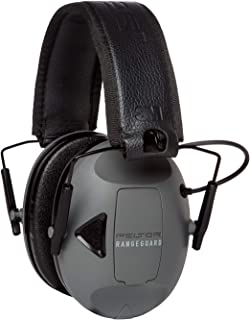 Peltor Sport RangeGuard RG-OTH-4 Electronic Hearing Protector, Ear Protection, NRR 21 dB, Ideal for Shooting and Hunting