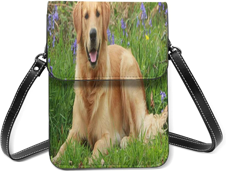 Golden Retriever Fashion Dog Small Cell cheap Flip Wit Purse Phone Lightweight