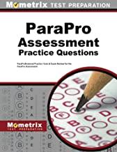 ParaPro Assessment Practice Questions (First Set): ParaProfessional Practice Tests & Exam Review for the ParaPro Assessment