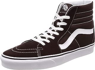 VANS SK8 HI PATCH Suede Schuhe gr. 44.5 black true white neu ( 2 )