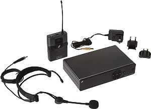 Sennheiser XSW 1-ME3-A Wireless Headmic Set, A Range 548-572 MHz