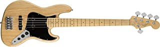 Fender American Professional Jazz Bass V - Natural with Maple Fingerboard