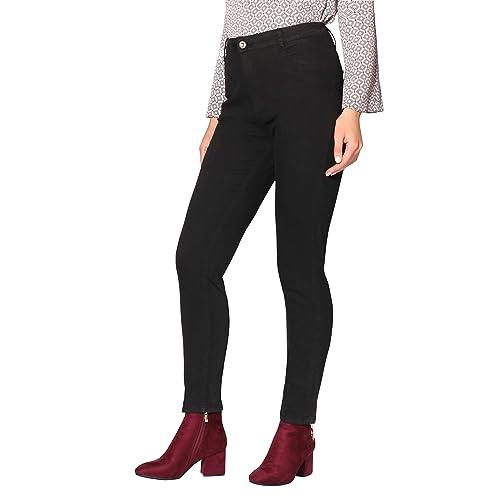 4935b320e19 Womens High Waisted Mom Boyfriend Skinny Jeans Ladies Stretch Fit Denim  Pants