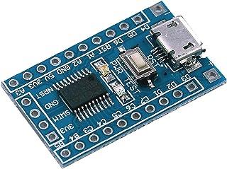 ZHITING STM8S103F3P6 STM8 - Módulo de placa de desarrollo de sistema mínimo para Arduino