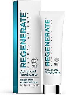 Regenerate REG001 Geavanceerde Tandpasta – Klinisch bewezen - remineraliseert het tandglazuur voor sterke, gezonde tanden ...