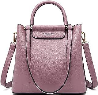Women's Shoulder Bag Strap Tote for Women Shoulder Bag Travel Shoulder Body Bag Purse and Handbags for Women (Color : Purp...