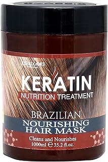 Keralooks professional keratin Brazilian nourishing hair mask (1000ml