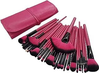 Dream Maker 30 Piece Makeup Brush Set (Pink)