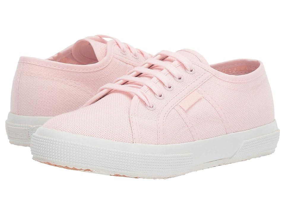 Superga Kids 2750 JCOT Classic (Toddler/Little Kid) (Pink Crystal) Girls Shoes