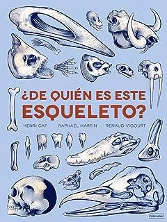 De quien es este esqueleto (Imagina)