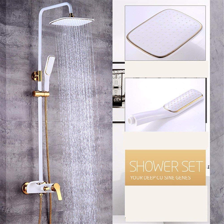 Set Shower taps, Shower, Bath Rooms Shower Booster, Black color, Antique Copper, hot or Cold, Articles of taps Baiji Kuan