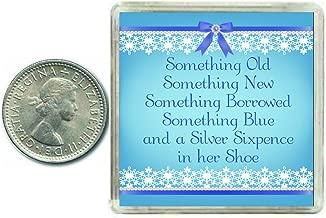 Borrowed Bright Side Bride Essentials Tin Blue Something Old New