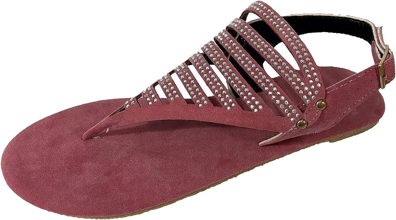 USYFAKGH Womens Sandals Wedges Sandals For Women Women Summer Rh