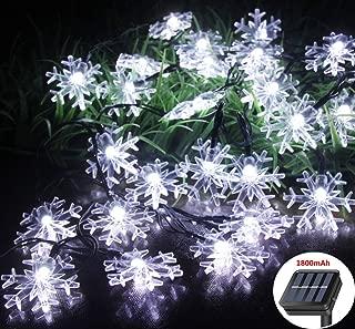 Best snowflake solar lights Reviews