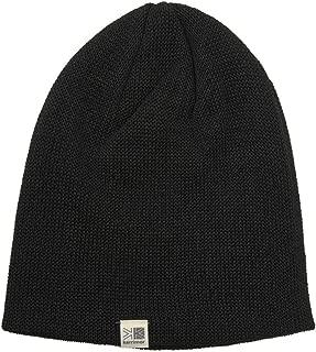 [カリマー] ビーニー JP beanie 春夏用 ニット帽 Black/ブラック
