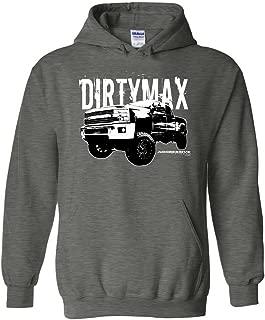 Dirtymax Duramax Hoodie Sweatshirt for Men or Women