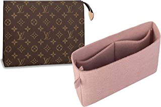 For LV toiletry pouch 26 insert organizer