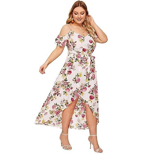 Floral Wedding Guest Dresses Amazon Com