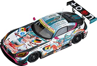 Good Smile Racing GT Project: 1:43 Hatsune Miku AMG 2016 Season Opening Version Miniature Car