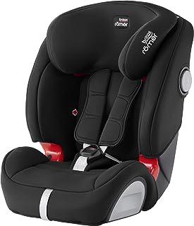 comprar comparacion Britax Römer Silla de coche 9 meses - 12 años, 9 - 36 kg, EVOLVA 1-2-3 SL SICT, ISOFIX, Grupo 1/2/3, Cosmos Black