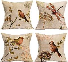 For a Great Gartendeko Outdoor Pillow 35x38cm Pattern: Pillow Birds