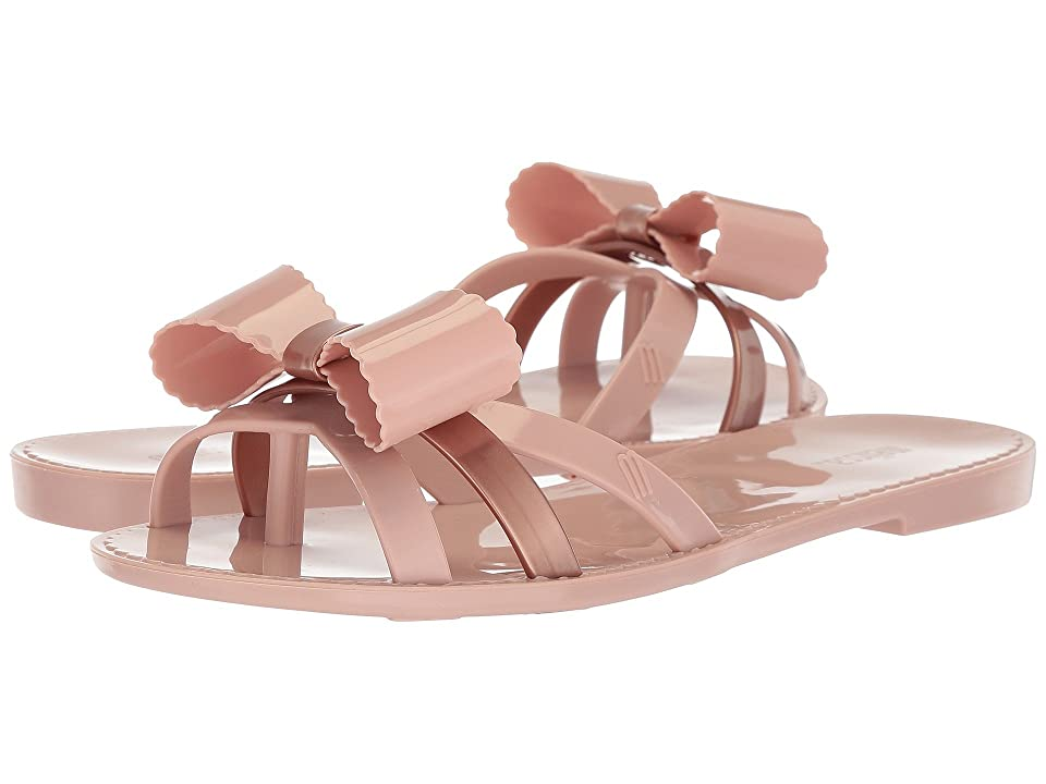 Melissa Shoes Fluffy II (Metallic Pink) Women