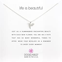 Life is Beautiful Hummingbird Reminder