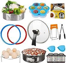 Pressure Cooker Accessory Set, Accessories 6 Qt Compatible with 6Qt Instant Pot, with..