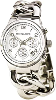 Michael Kors Runway Watch for Women - Analog Stainless Steel Band - MK3149