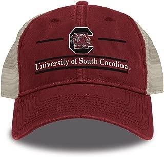 Split Bar Design Trucker Mesh Hat