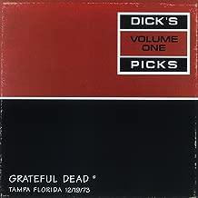 Dick's Picks Vol. 1: Curtis Hixon Hall, Tampa, FL 12/19/73 (Live)