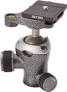 Gitzo GH1382TQD Center Ball Head Series 1 Traveler with Quick Release D (Black)