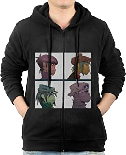 Kate Joo Gorillaz Demon Days The Fall Plastic Beach Sports Pullover Politicall Women
