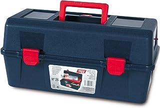comprar comparacion Tayg Caja herramientas plástico n. 25, negro, 400 X 206 X 188 mm