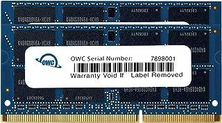 OWC 32GB (2x16GB) PC3-12800 DDR3L 1600MHz SO-DIMM 204 Pin CL11 مجموعة ترقية الذاكرة لـ 2015 iMac (OWC1600DDR3S32P)